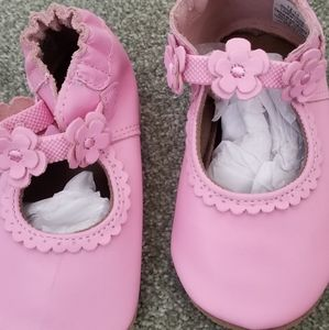 Robeez baby shoes (12-18) months